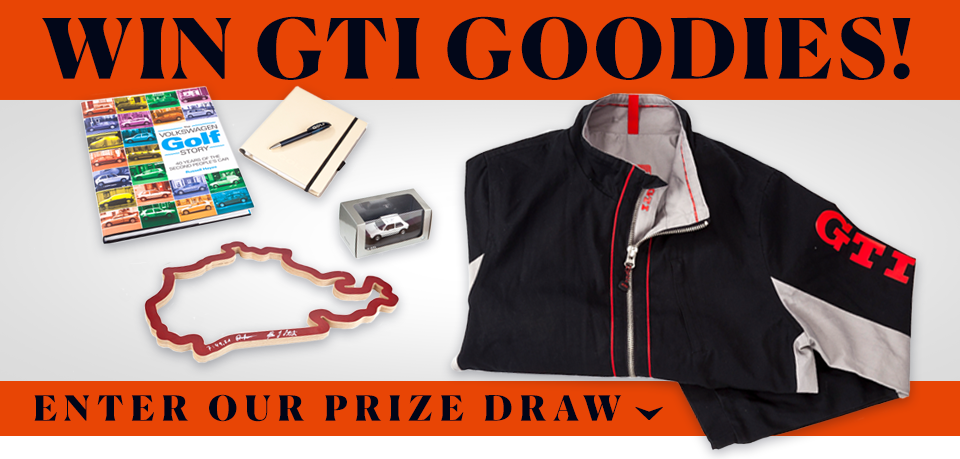 Win Hot Golfs Goodies!
