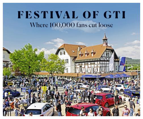 Festival of GTI