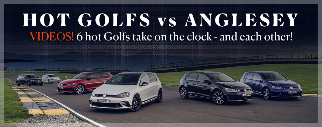 Hot Golfs vs Anglesey